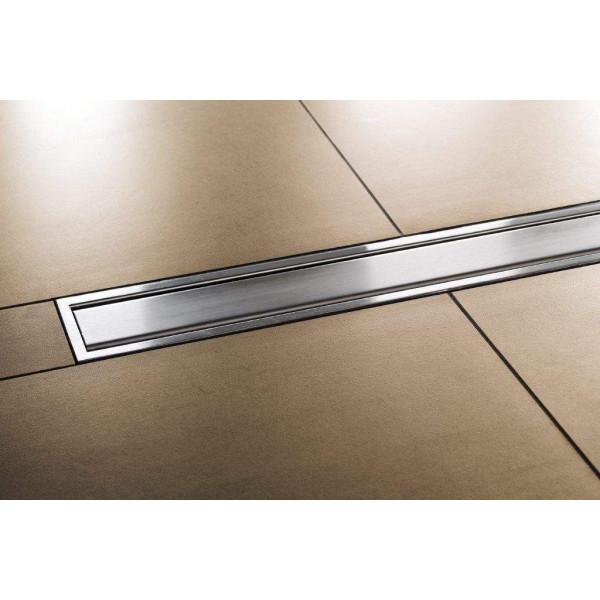 KERDI-LINE-A rejilla y marco acero inoxidable 70 cm para canales de desagüe kerdi-line KLA19EB70