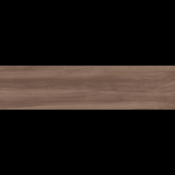 Pavimento KEYWOOD Castaño mate 22,5X90cm madera porcelánica