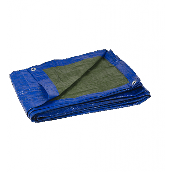 Lona impermeable toldo azul 4x5 m