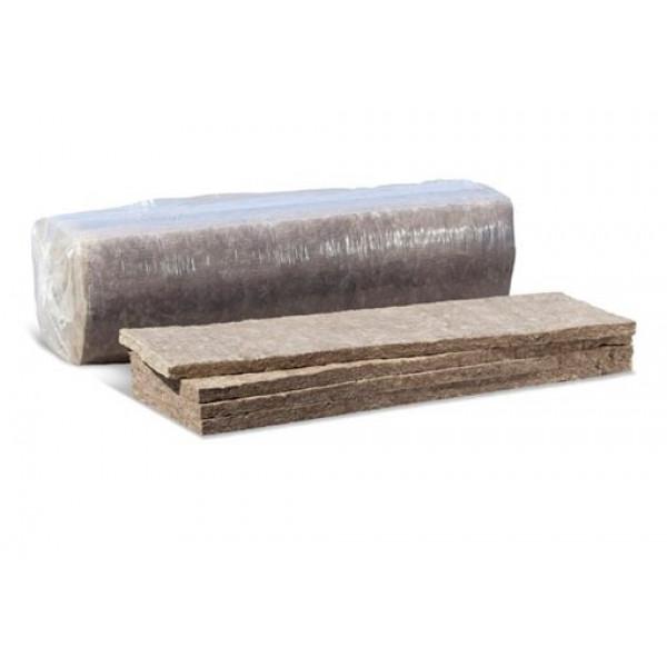 Soda panel flexible y ligero de lana de roca (Densidad nominal 28kg/m3)