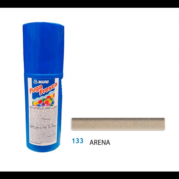 FUGA FRESCA Arena 133 reparación color juntas de baldosas 160gr