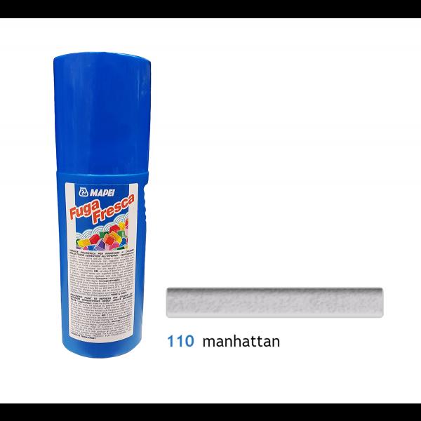 FUGA FRESCA MANHATTAN 110 reparación color juntas de baldosas 160gr