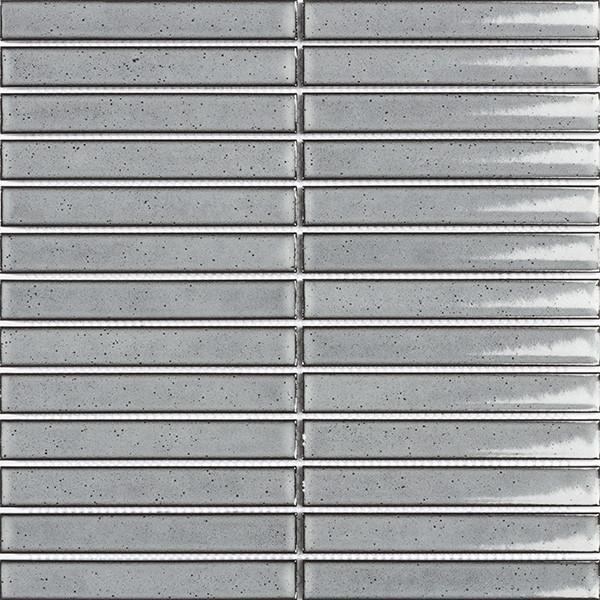 Mosaico enmallado PIANO Gris 29,8x29.8cm