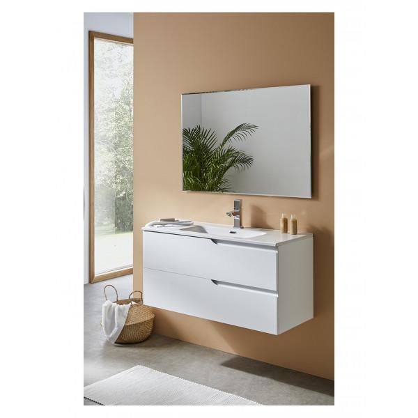 Conjunto mueble de baño suspendido Siena Line