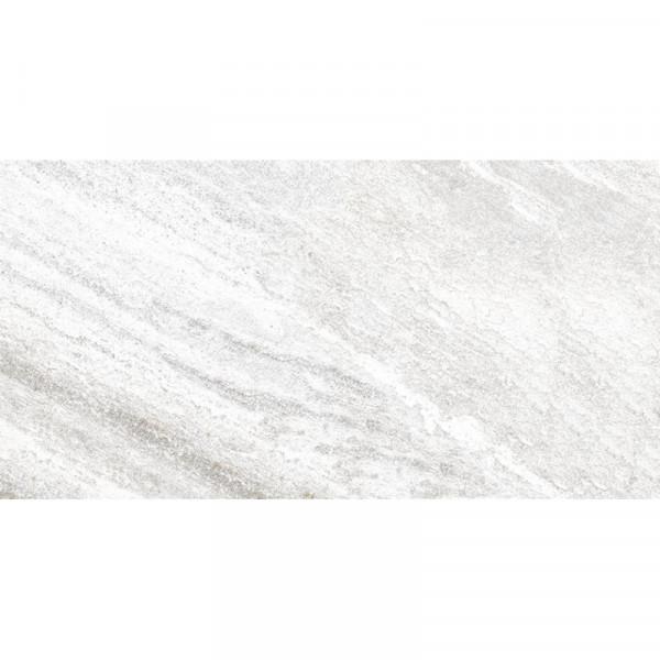 Pavimento ROCA Polar 33x66.5 cm gres extrusionado pasta blanca antideslizante EXAGRES
