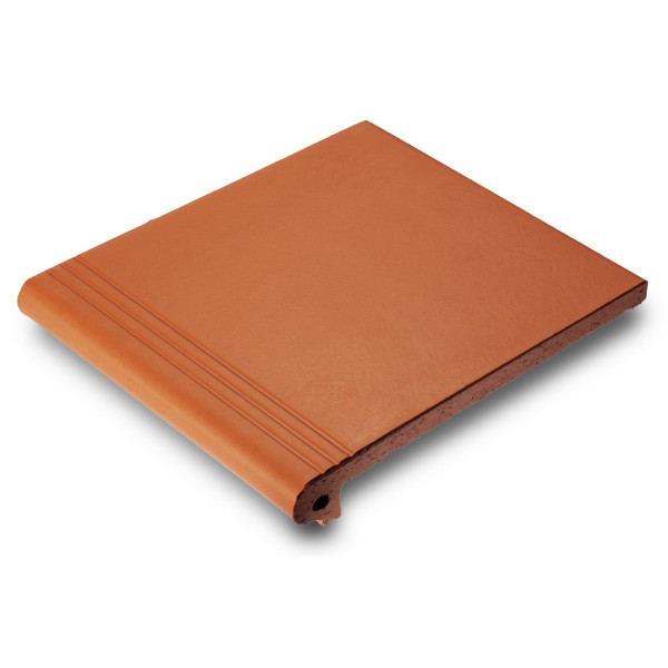 Peldaño BARCELONA Rosado 28x33cm barro cocido
