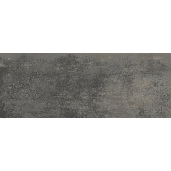 Pavimiento PLANET Acero 45x118cm Lapado Porcelanico Rectificado