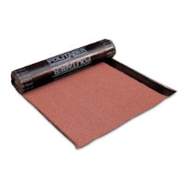 Lámina impermeabilizante Politaber VEL40/G Chova Rojo