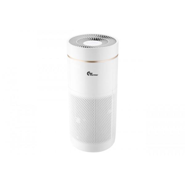 Purificador de aire blanco con 3 filtros Puremex 2