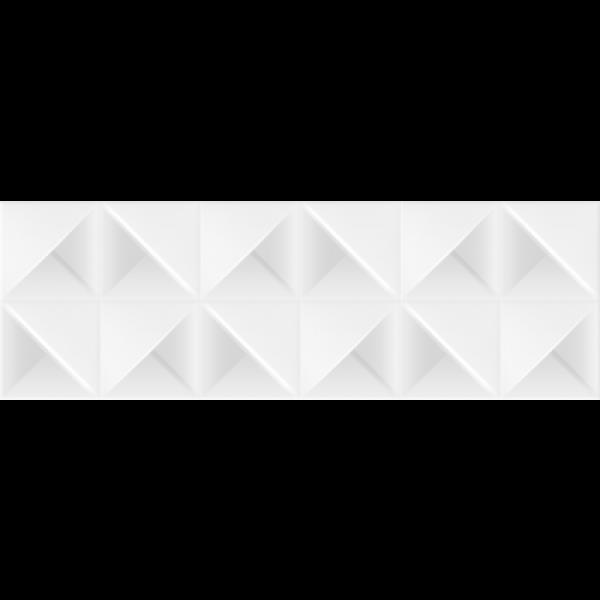 Revestimiento PUZZLE Blanco mate 40x120cm pasta blanca rectificado