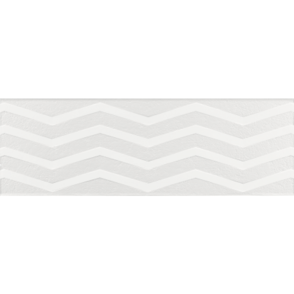 Revestimiento SAW Blanco 40x120cm pasta blanca rectrificado