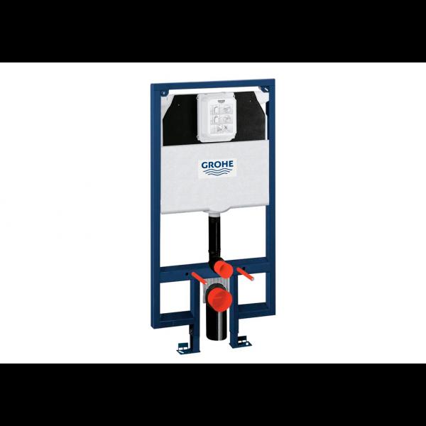 Elemento bastidor reducido (Profundidad 80mm) para wc pladur y ladrillo 38994000 Grohe Dal-rapid sl
