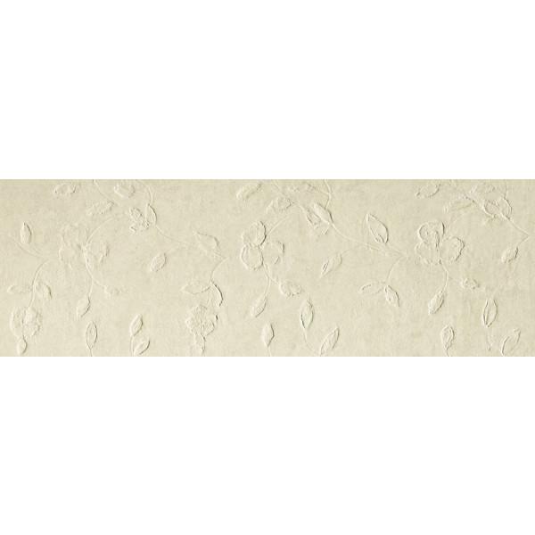 Revestimiento pasta blanca LUMINA FLOWER Beige light mate 30x91,5cm Fap Ceramiche