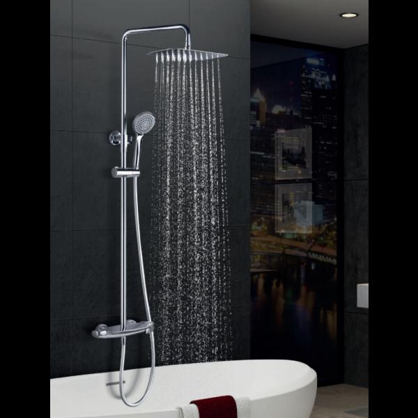 Sistema baño y ducha termostático con cascada NERITA  BTS016