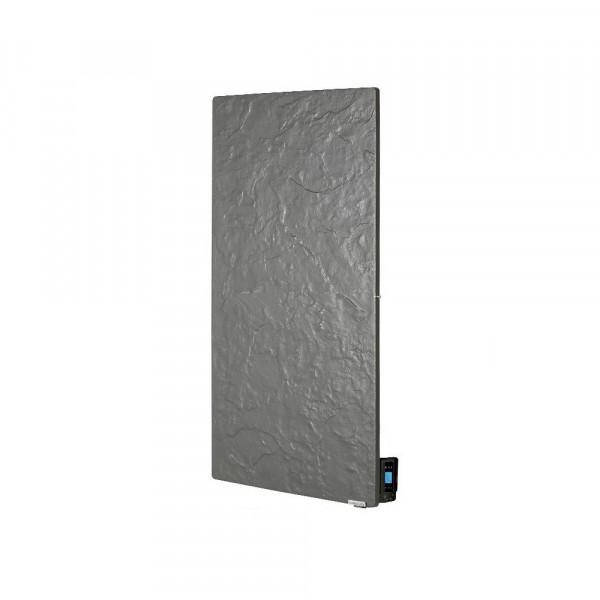 Radiador eléctrico de diseño Smart Pro rectangular vertical 1000w Pizarra Azabache