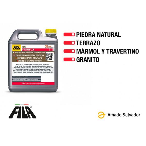 CONCRETE SHIELD Protector antimanchas efecto reavivante 5L FILA