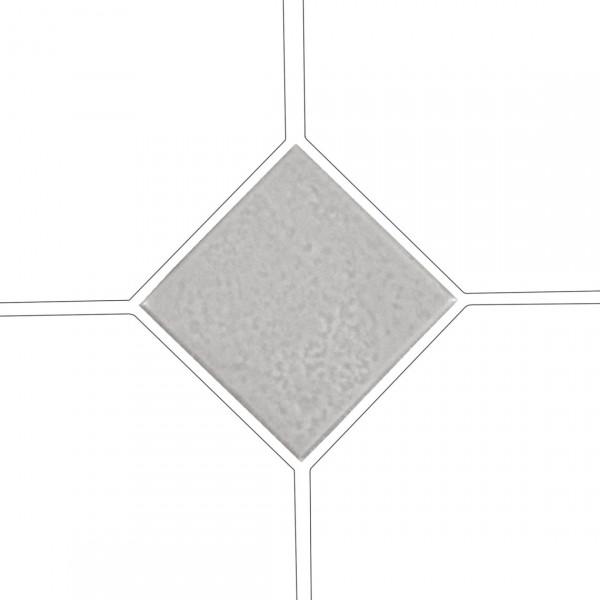 Taco OCTAGON GRIS MATE 4,6x4,6 cm Equipe Cerámicas