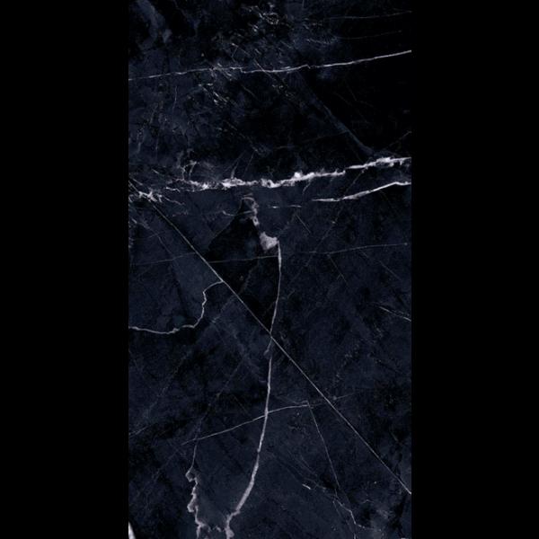 Pavimento TELE DI MARMO CALACATTA BLACK 60X120CM Porcelánico Lapado Lucido Rectificado Emilceramica EHAA