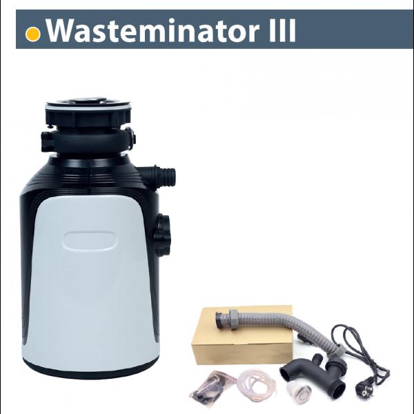 Triturador de basura para fregadero Wasterminator III Thermex