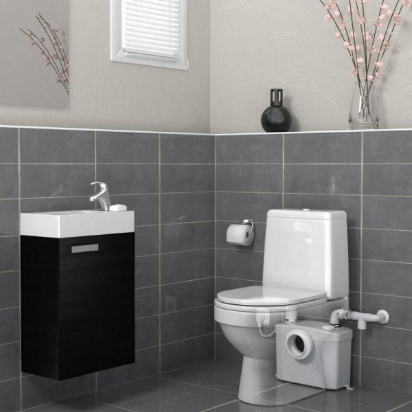 SANITOP Triturador para WC y lavabo SFA