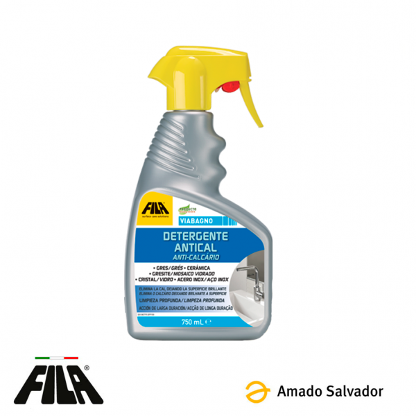 VIABAGNO Detergente Antical en Spray 750ML FILA