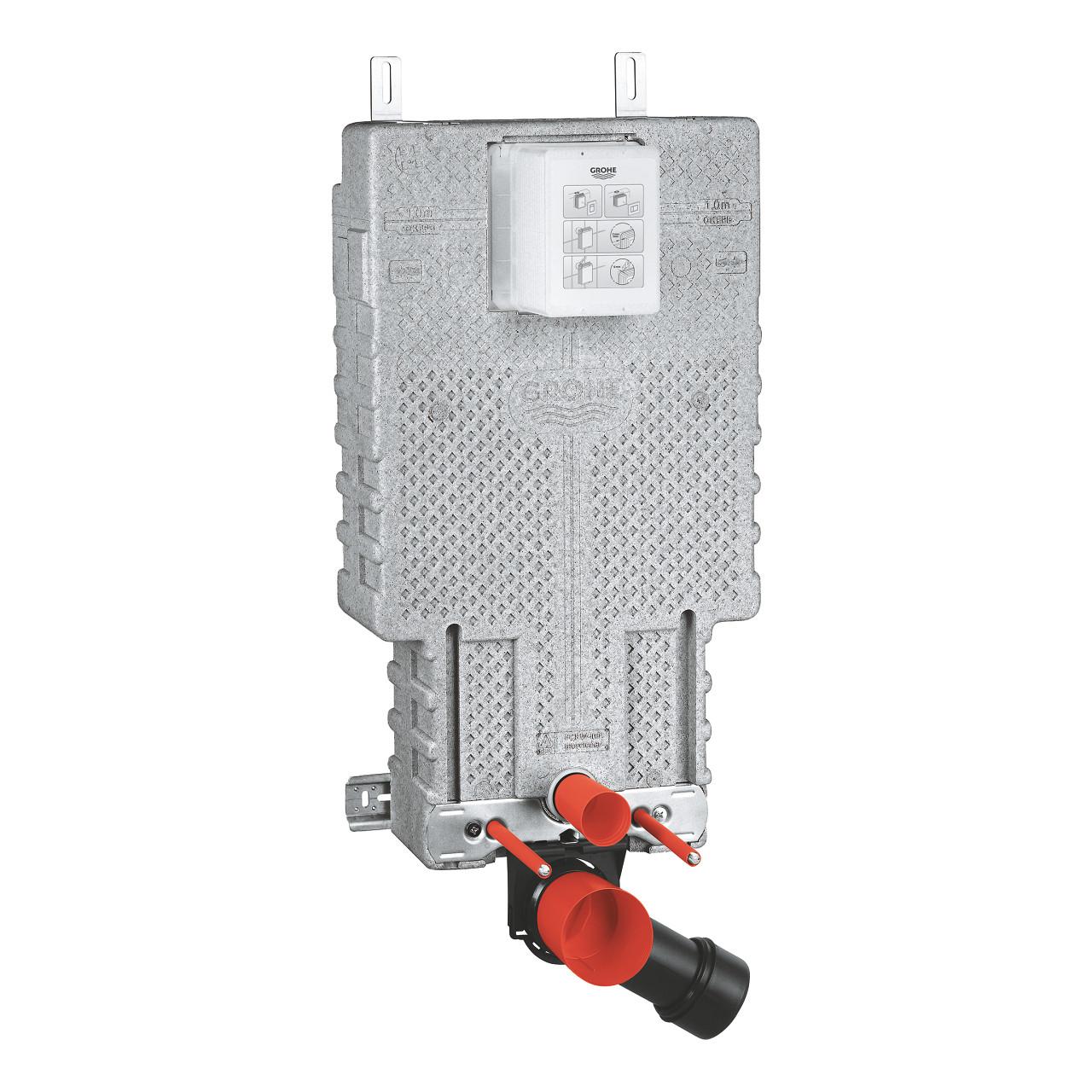 Cisterna empotrada DAL Atornillable 12,5cm