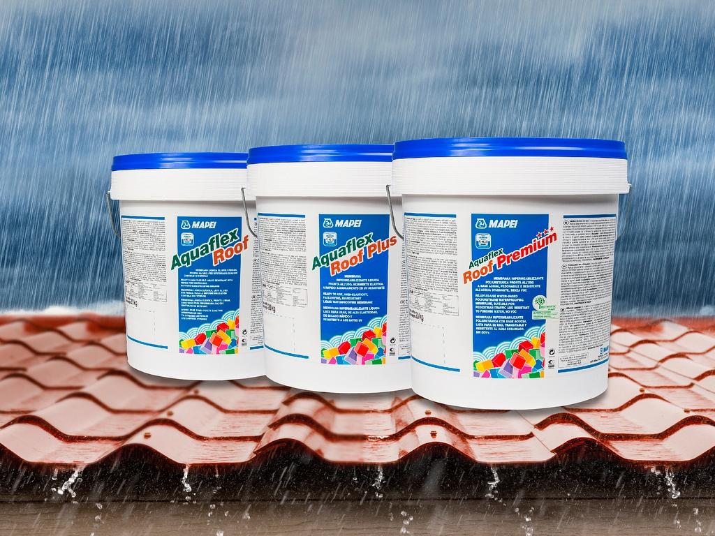 Impermeabilizante Aquaflex Roof