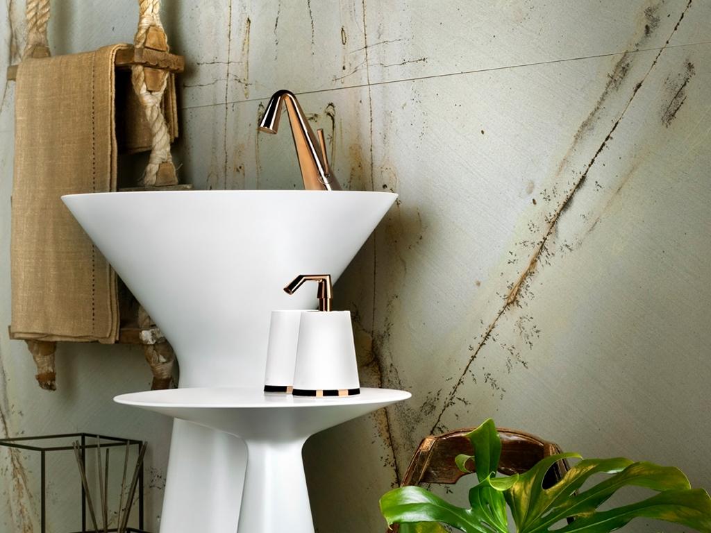 Grifo lavabo Cono Gessi